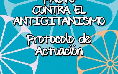 Pacto contra el Antigitanismo: Protocolo de actuación