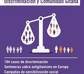 Informe Discriminación y Comunidad Gitana 2015. Marco legal contra la discriminación antigitana