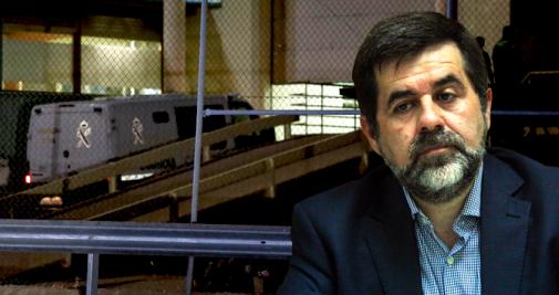 El 'infierno' de Jordi Sànchez en Soto del Real
