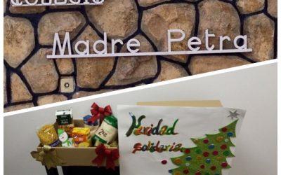 El colegio de niños gitanos de Torrent recogerá alimentos y juguetes del 11 al 15 de diciembre