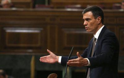 Pedro Sánchez, Catalunya y la maldición gitana