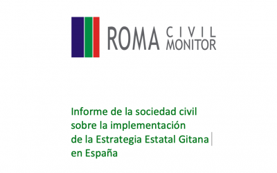 Informe Rroma Civil Monitor Y1 España