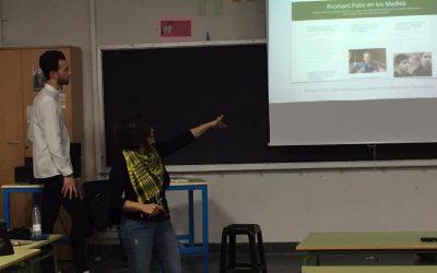 Presentación Rromani Pativ