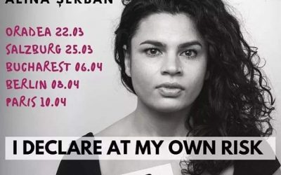 Alina Serban: Combatiendo el racismo anti-gitano a través del teatro