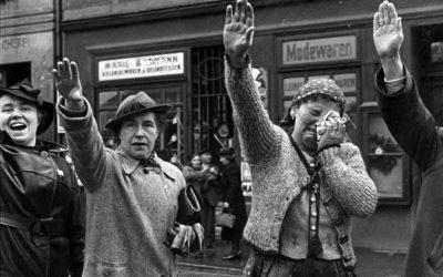 Los nazis, el odio y los delitos