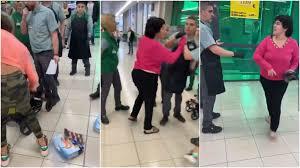 Gitanas pilladas robando, amenazando de muerte y agrediendo a los empleados de Mercadona