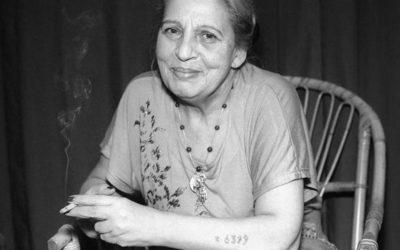 La niña gitana que sobrevivió a tres campos de concentración y pintó su historia