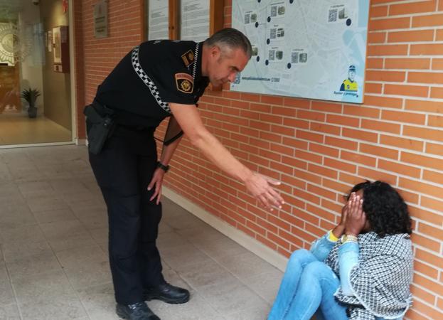 Un pulso policial contra los delitos de odio