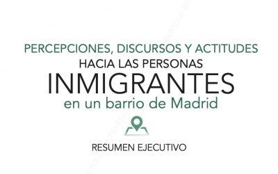 Percepciones hacia las personas migradas en el barrio de Puente de Vallecas en Madrid