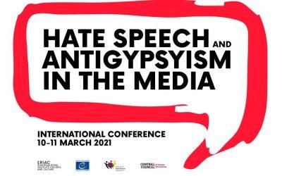 """La Plataforma Khetane participa en la Conferencia Internacional """"Discursos de Odio y Antigitanismo en los Medios de Comunicación"""""""
