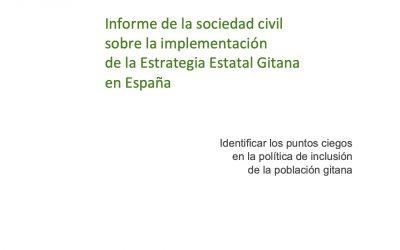 Informe Rroma Civil Monitor Y3 España