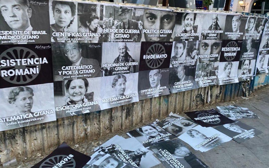 16 de mayo, día de la Resistencia Romaní