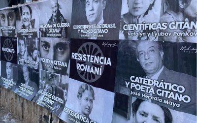 Encartelan Madrid por el día de la Resistencia Romaní: cuando se alzaron contra el nazismo